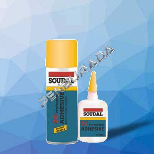 Soudal 200ml+50gr MDF Hızlı Yapıştırıcı