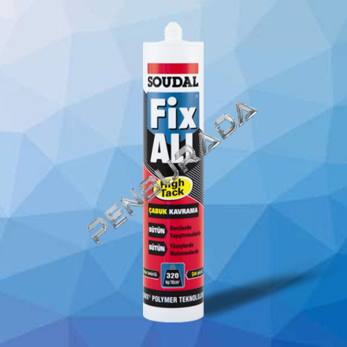 Soudal Fix All High Track