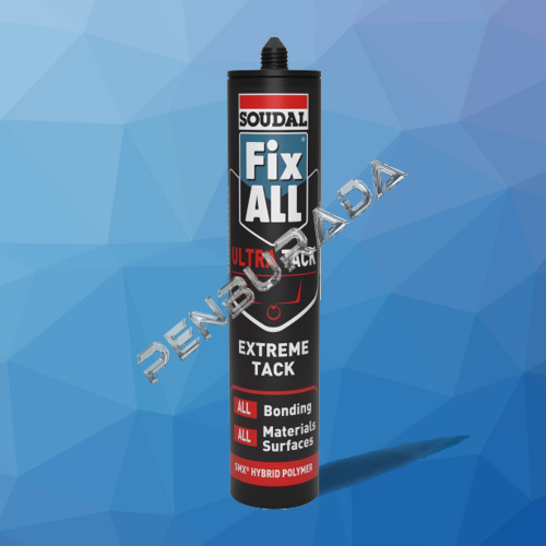 Soudal 290 ml Fix All UltramTrack