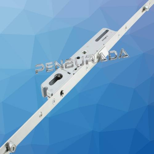 Vorne 1600-1800 mm Barelli Kilitli Kapı İspanyolet Kesilebilir 35/85 SK4