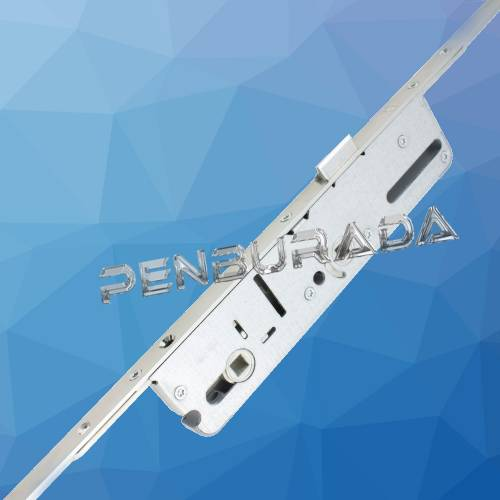 WC Vorne 1600 mm  Kilitli Kapı İspanyolet Metal Gövdeli 35/85 SK4